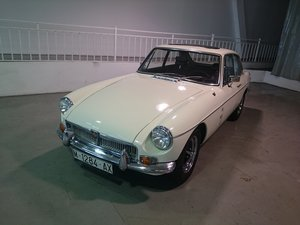 1969 MGB GT 1.800 for sale