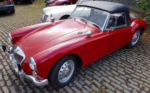 1962 MGA MK2 ROADSTER For Sale