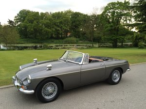 1967 MGB Roadster Heritage shell  For Sale