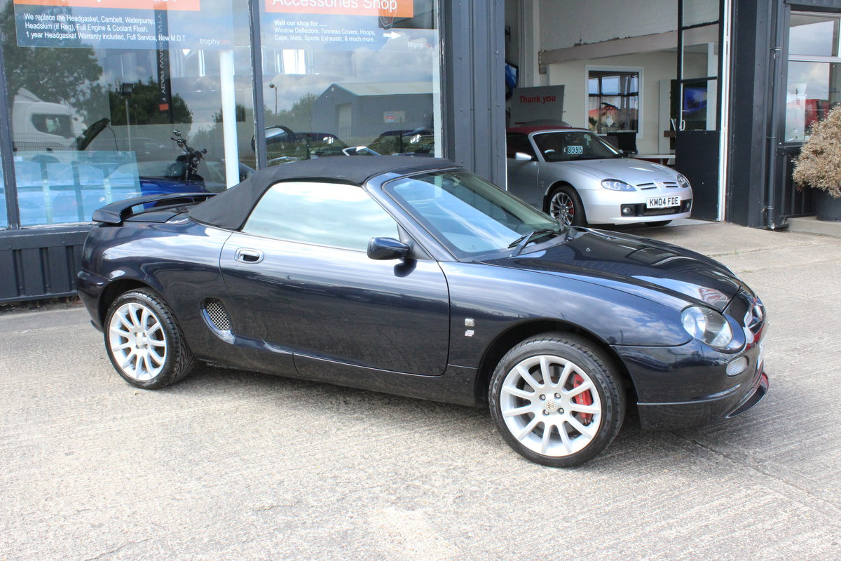 2001 MGF TROPHY 160,ONLY 28000 MLS,NEW HEADGASKET,BELT&PUMP For Sale (picture 6 of 6)