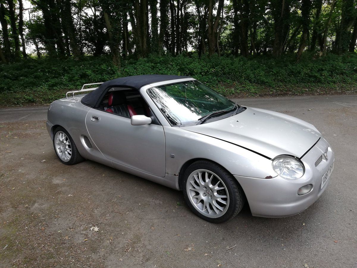 2000 MGF 1.8 VVC SOLD (picture 1 of 4)