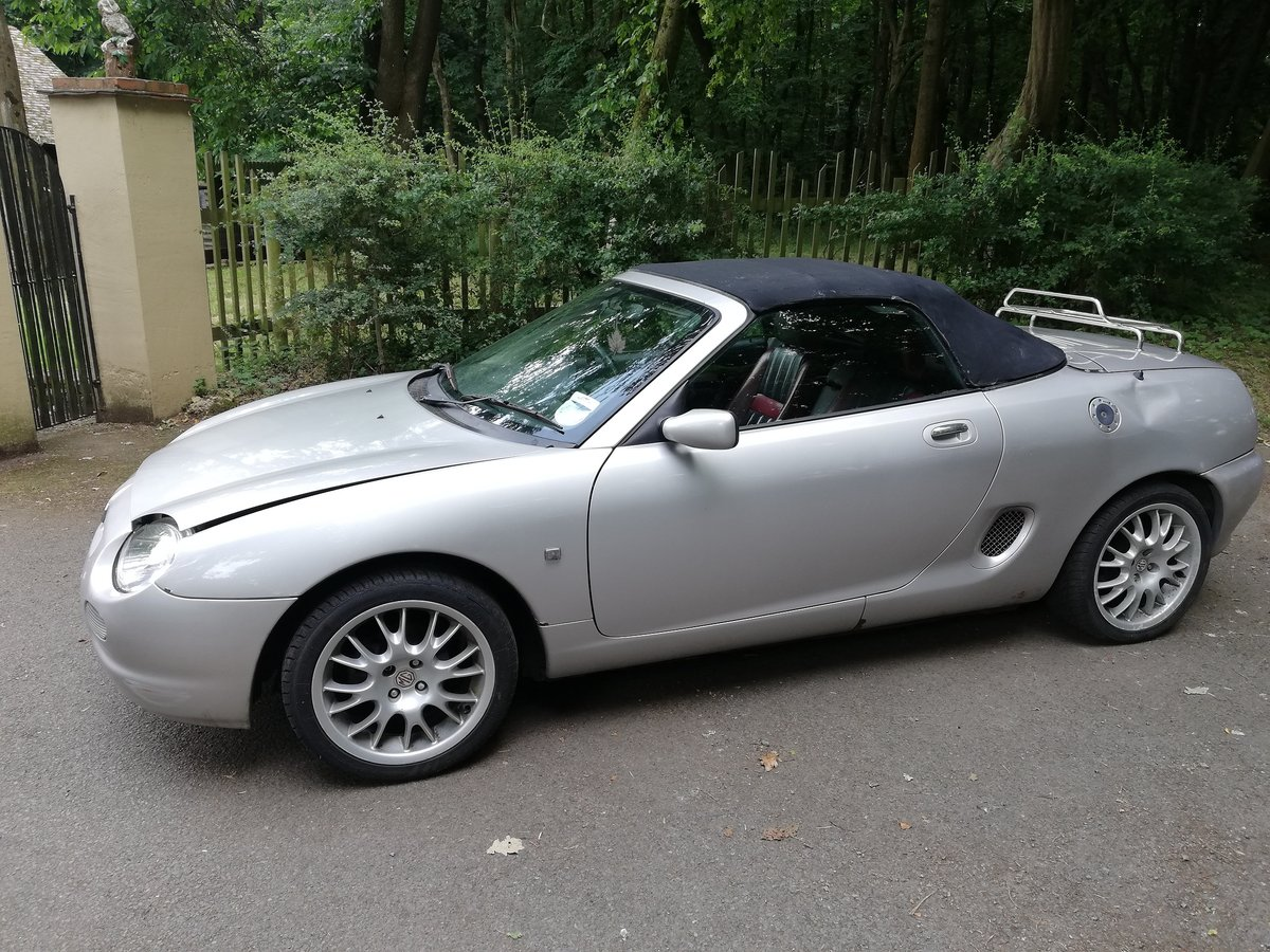 2000 MGF 1.8 VVC SOLD (picture 2 of 4)