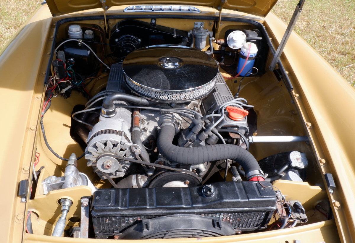1974 MGB V8 Roadster For Sale | Car And Classic