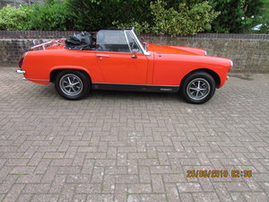 1977 MG Midget, 1500cc. For Sale