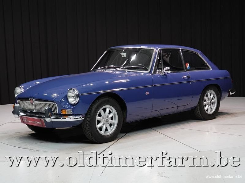 1966 MG B GT '66 For Sale (picture 1 of 6)