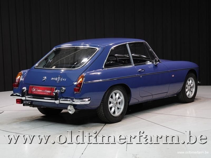 1966 MG B GT '66 For Sale (picture 2 of 6)