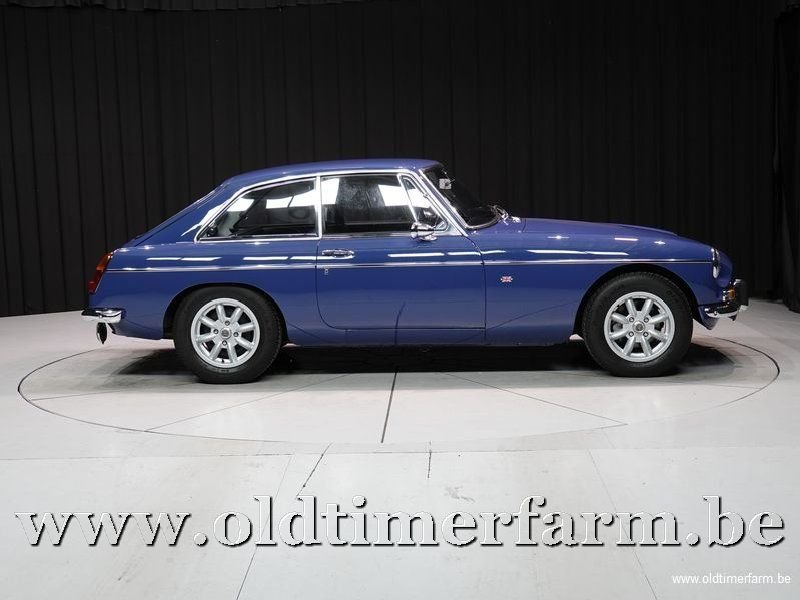 1966 MG B GT '66 For Sale (picture 3 of 6)