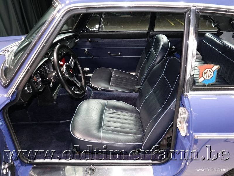 1966 MG B GT '66 For Sale (picture 4 of 6)