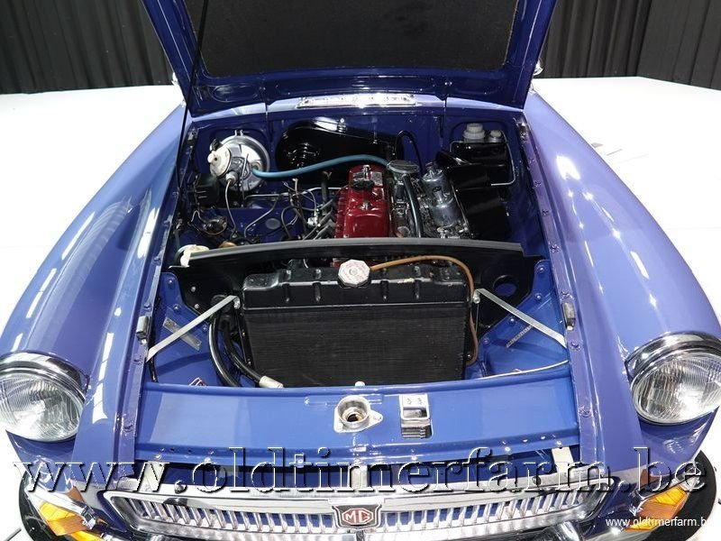 1966 MG B GT '66 For Sale (picture 5 of 6)