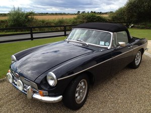 1975 MGB Top condition Heritage Shell with recon engine