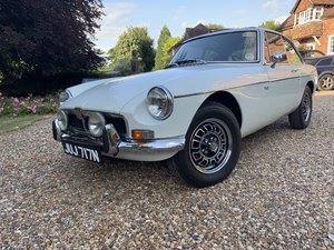 1973 Factory MGB GT V8 - Freshly Rebuilt Engine For Sale