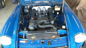 1975 BGT V8, 77,500 MILES, FACTORY CAR, LIGHT PROJECT.