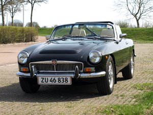 1971 MGB V8 Convertible - Professionally built RHD Immaculate For Sale