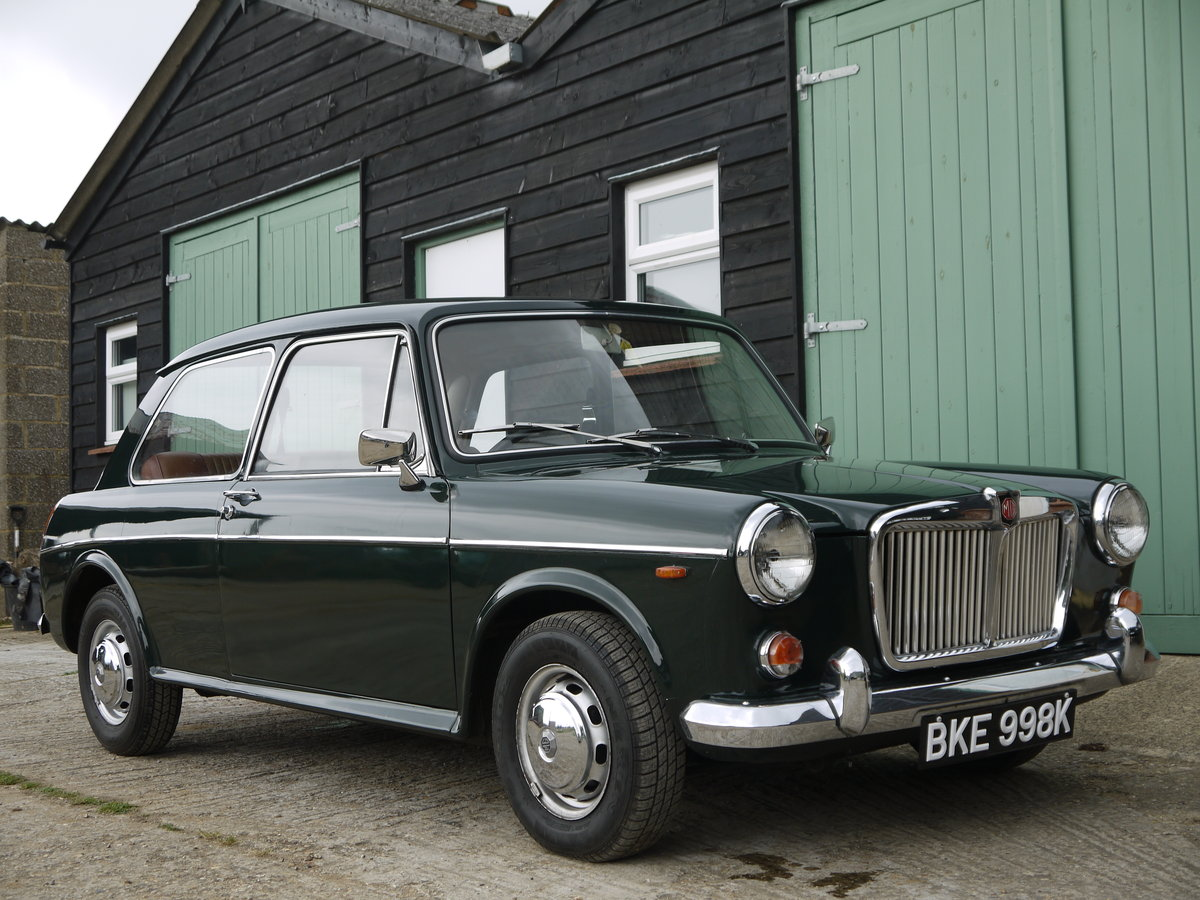 1971 MG 1300 2-DOOR SALOON - OUTSTANDING, 43K MILES & VERY RARE!! For Sale (picture 1 of 6)
