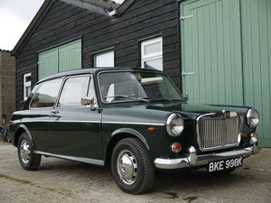 1971 MG 1300 2-DOOR SALOON - OUTSTANDING, 43K MILES & VERY RARE!!