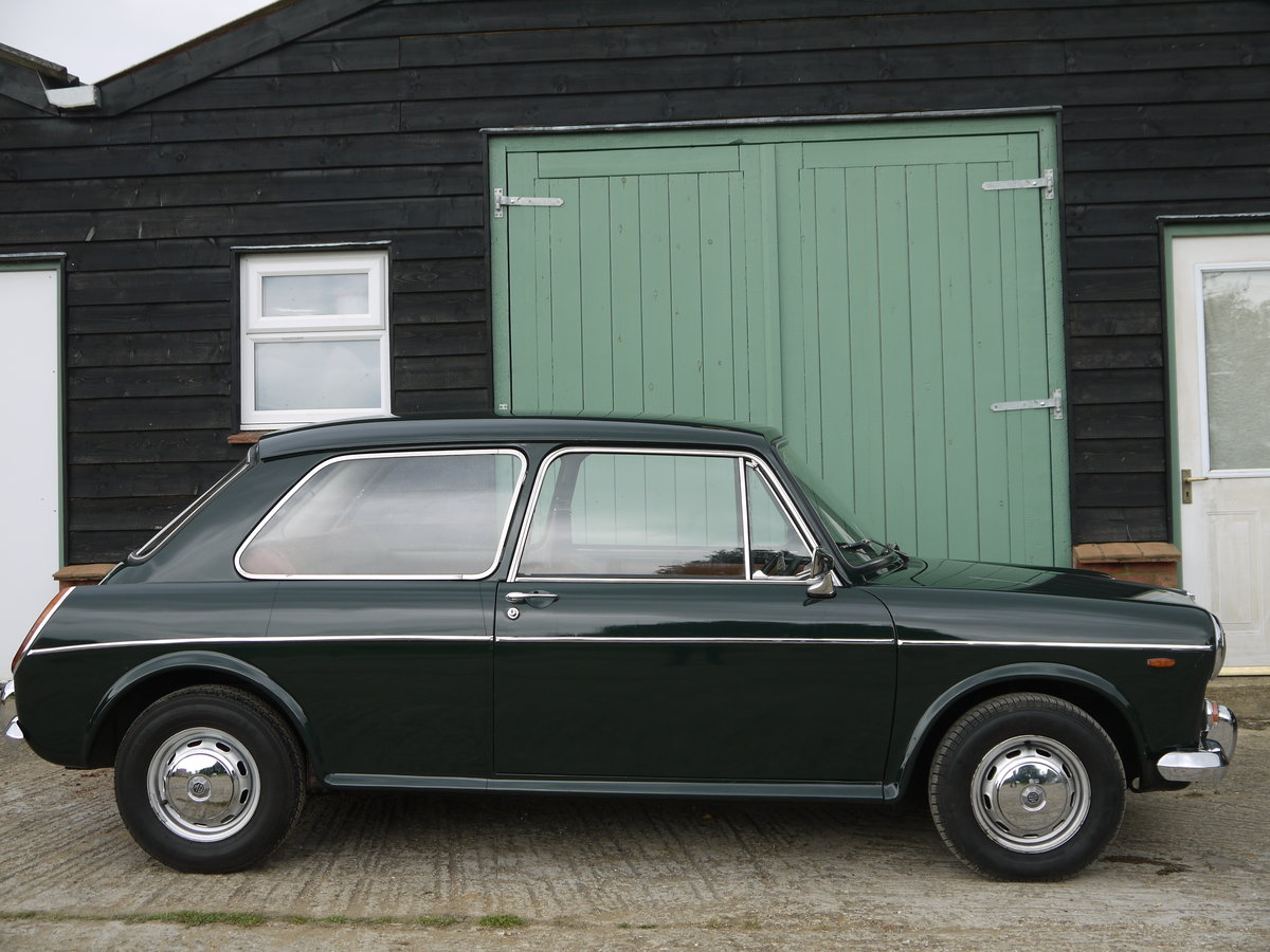 1971 MG 1300 2-DOOR SALOON - OUTSTANDING, 43K MILES & VERY RARE!! For Sale (picture 3 of 6)