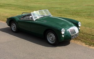 1958 MGA Twin Cam Totally Restored For Sale