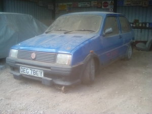 1983 MG Metro Turbo Mk1 For Sale