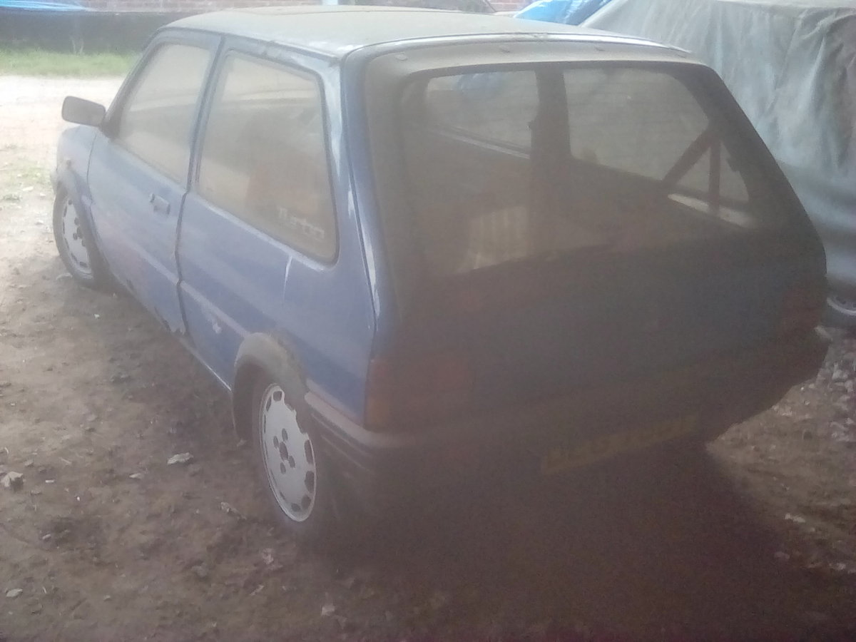 1983 MG Metro Turbo Mk1 For Sale (picture 2 of 6)