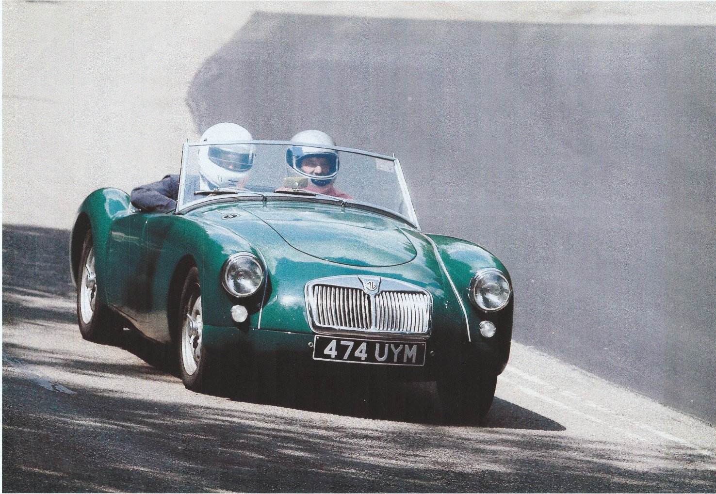 1958 MGA Twin Cam Totally Restored For Sale (picture 6 of 6)