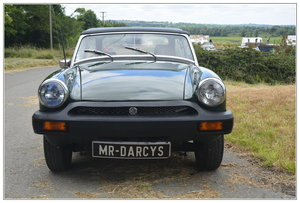 1976 MG Midget for sale SOLD