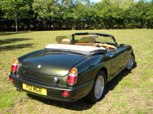 MG RV8 1995 Convertible incl Coach Trimmer fitted New Hood