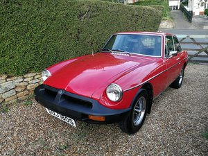 1977 Very good condition Mgb Gt  For Sale