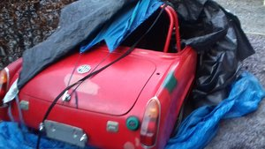 1971 Midget hoard plus great car For Sale