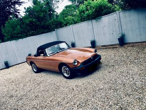 MGB LE ROADSTER