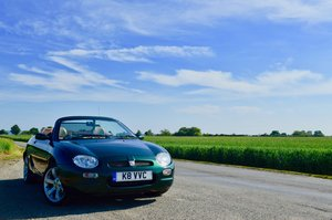 2000 Low mileage Mk2 MGF VVC with upgrades For Sale
