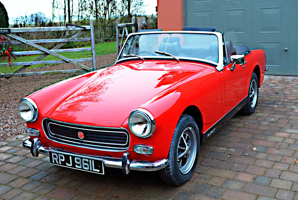 MG MIDGET MK3 1275cc For Sale (picture 2 of 6)