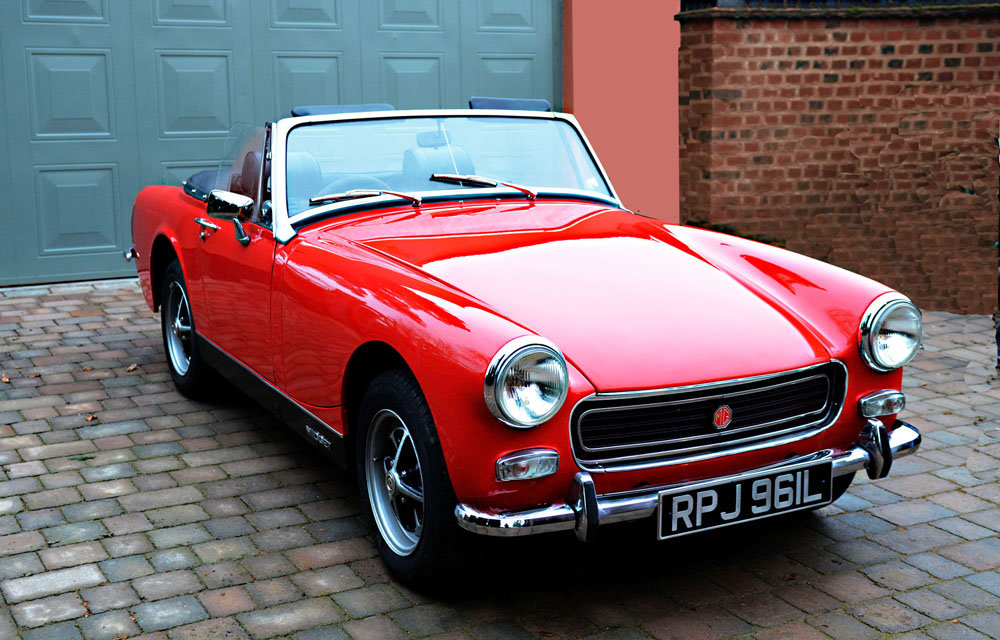 MG MIDGET MK3 1275cc For Sale (picture 3 of 6)