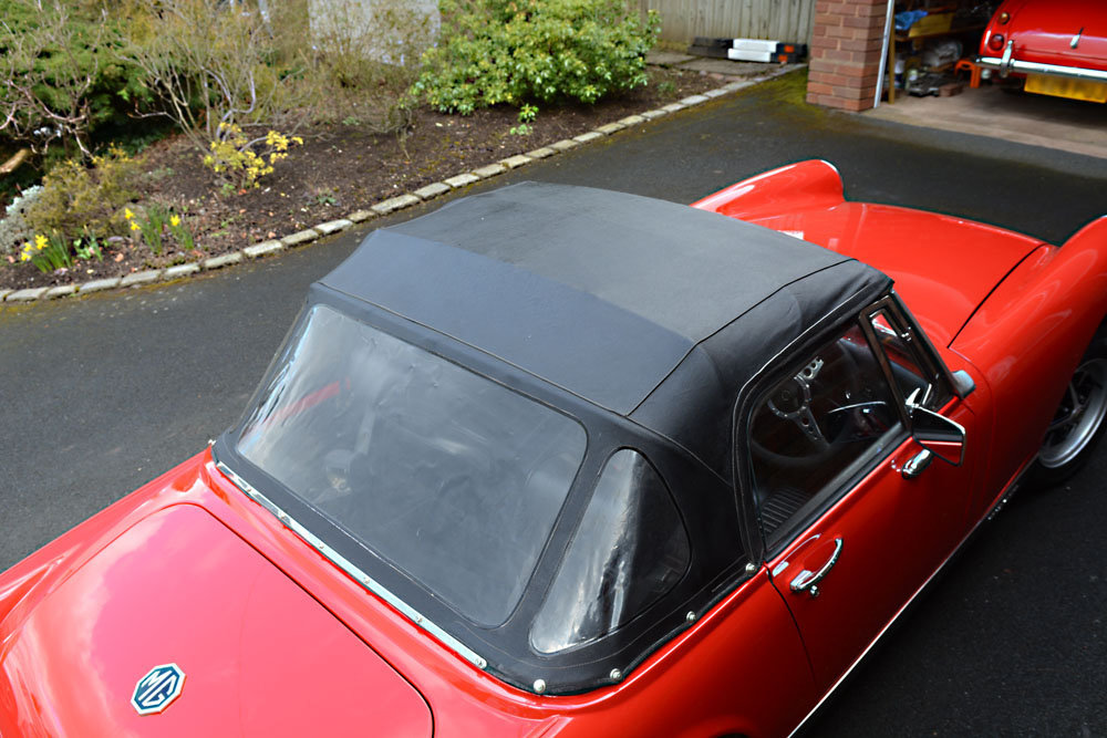 MG MIDGET MK3 1275cc For Sale (picture 4 of 6)