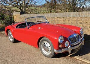 1960 Original UK RHD 1600 Mk1 MGA - REDUCED For Sale