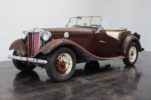 Picture of 1954 MG TD #22470 SOLD