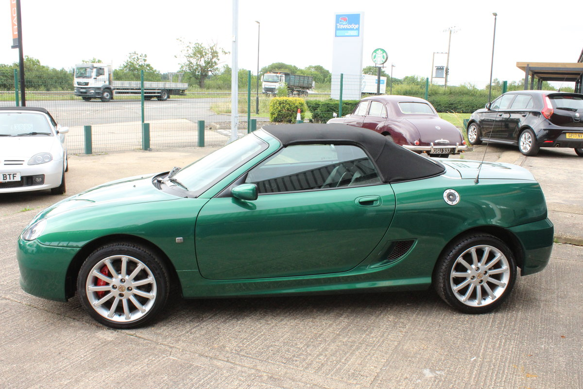 2002 MG TF 160,ONLY 20,000 MLS,NEW HEADGASKET,BELT&PUMP,WARRANTY For Sale (picture 2 of 6)