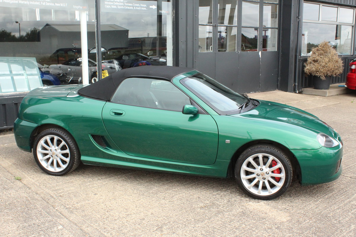 2002 MG TF 160,ONLY 20,000 MLS,NEW HEADGASKET,BELT&PUMP,WARRANTY For Sale (picture 4 of 6)