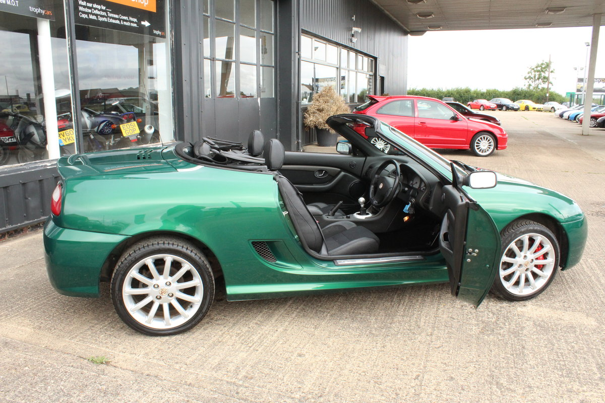 2002 MG TF 160,ONLY 20,000 MLS,NEW HEADGASKET,BELT&PUMP,WARRANTY For Sale (picture 6 of 6)