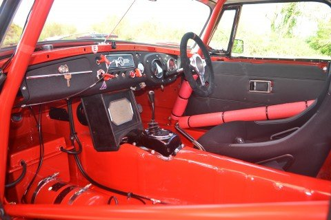 1964 MGB Roadster built to FIA spec  For Sale (picture 3 of 6)