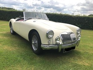 1957 MGA 1500 For Sale