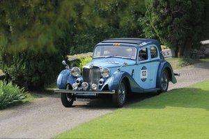 1938 MG SA Saloon For Sale