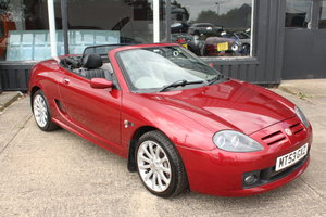 2003 *MG TF 115 SUNSTORM,ONLY 29,000 MLS,HARDTOP,NEW HEADGASKET For Sale