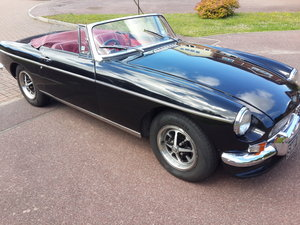 Excellent 1968  MGB, (last 40yr one owner) For Sale