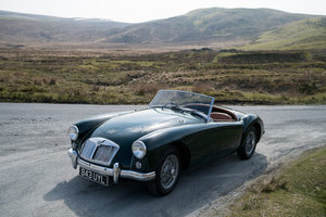 Beautiful Condition 1956 MGA, Dry Climate, RHD For Sale