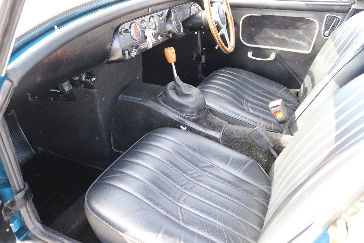 1966 MG Midget, finest available, 5 speed. For Sale (picture 3 of 6)
