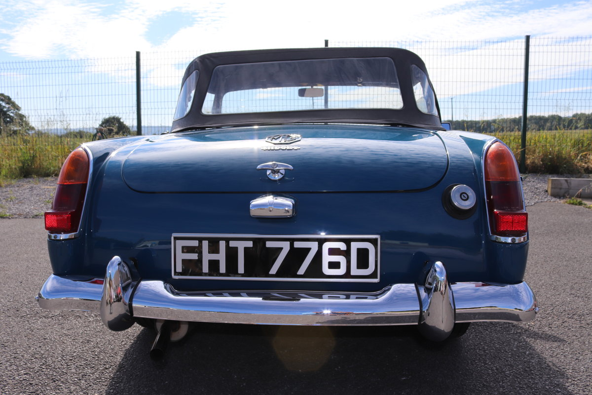 1966 MG Midget, finest available, 5 speed. For Sale (picture 6 of 6)
