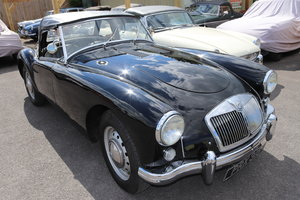 1957 MGA Roadster 1500, UK Car, 5 Speed For Sale