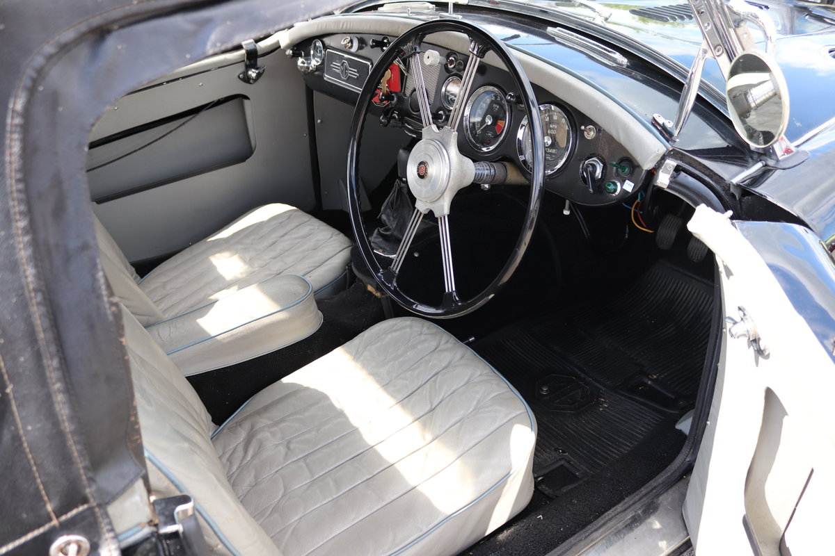 1957 MGA Roadster 1500, UK Car, 5 Speed For Sale (picture 2 of 5)