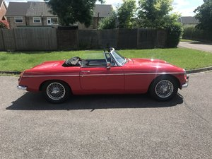 1966 MGB Roadster For Sale