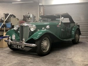 1951 MG TD For Sale by Auction